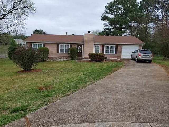 3784 Saddle Ridge Drive, Snellville, GA 30039 (MLS #6699864) :: The Cowan Connection Team