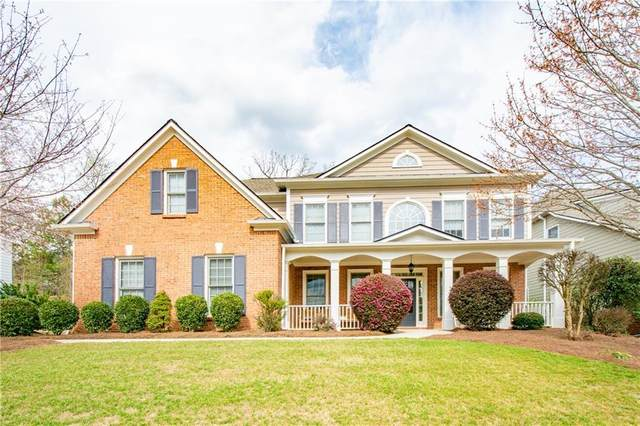 1681 Heathermoor Way, Dacula, GA 30019 (MLS #6699877) :: MyKB Partners, A Real Estate Knowledge Base