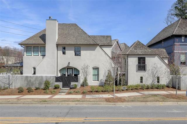 2380 Melina Place, Alpharetta, GA 30009 (MLS #6699915) :: MyKB Partners, A Real Estate Knowledge Base