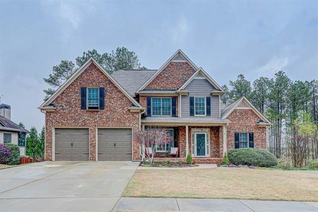 25 Sweet Birch Lane, Dallas, GA 30132 (MLS #6699924) :: Kennesaw Life Real Estate
