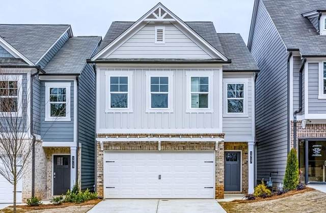 1816 Parkades Path SW #35, Marietta, GA 30008 (MLS #6699940) :: North Atlanta Home Team