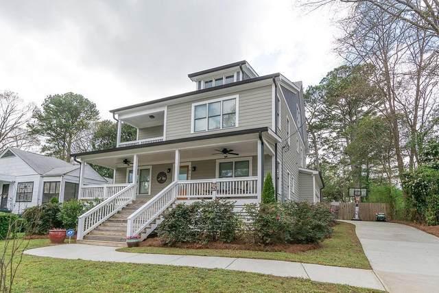669 Pasley Avenue SE, Atlanta, GA 30316 (MLS #6699956) :: MyKB Partners, A Real Estate Knowledge Base