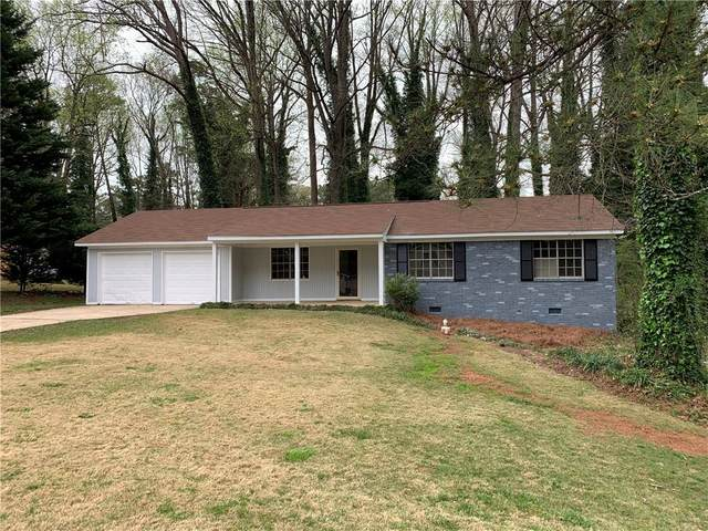382 Landers Drive SW, Mableton, GA 30126 (MLS #6699996) :: MyKB Partners, A Real Estate Knowledge Base