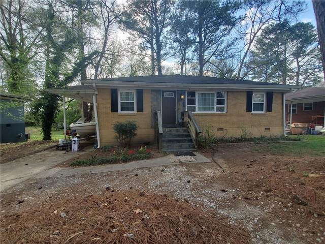 2873 Gresham Road SE, Atlanta, GA 30316 (MLS #6700002) :: North Atlanta Home Team