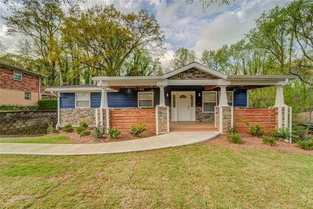 1201 Calhoun Avenue, East Point, GA 30344 (MLS #6700032) :: MyKB Partners, A Real Estate Knowledge Base