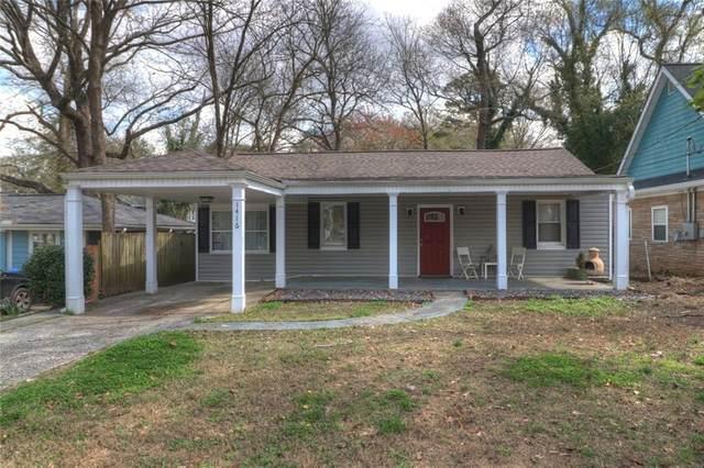 1416 Graymont Drive SW, Atlanta, GA 30310 (MLS #6700039) :: North Atlanta Home Team