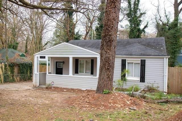 1400 Graymont Drive, Atlanta, GA 30310 (MLS #6700055) :: North Atlanta Home Team