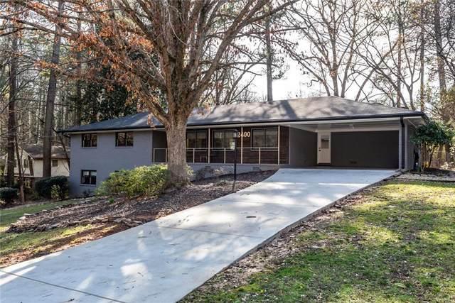 2400 Henderson Mill Court NE, Atlanta, GA 30345 (MLS #6700076) :: Rich Spaulding