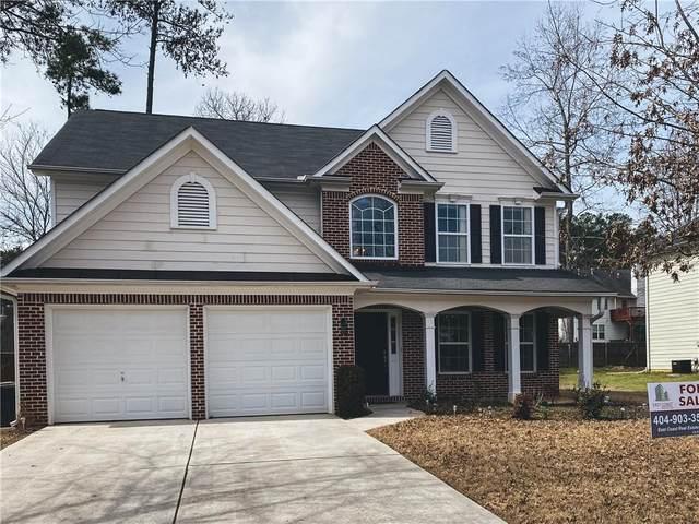 1286 Hampton Run Court, Marietta, GA 30008 (MLS #6700101) :: Path & Post Real Estate