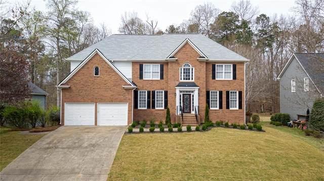 348 Woodbrook Crest, Canton, GA 30114 (MLS #6700103) :: MyKB Partners, A Real Estate Knowledge Base