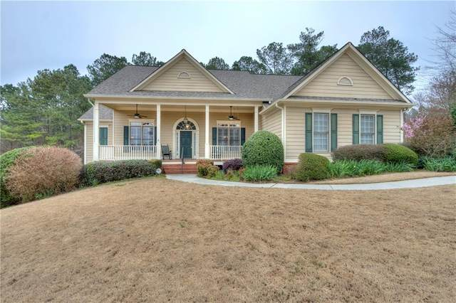 850 Bentwater Drive, Acworth, GA 30101 (MLS #6700113) :: MyKB Partners, A Real Estate Knowledge Base