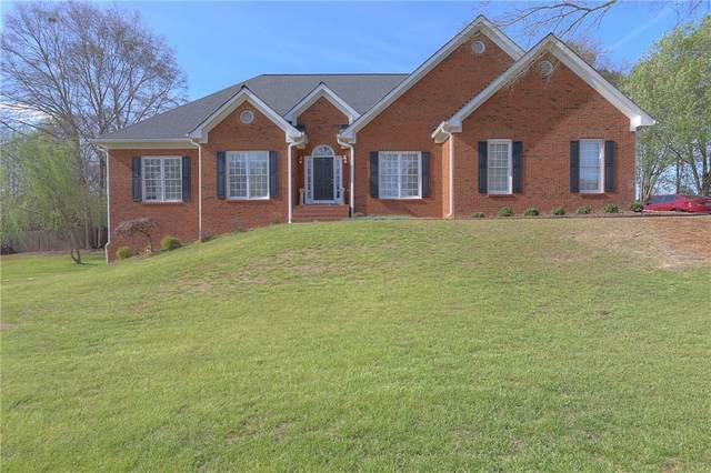 1215 Maple Creek Lane, Loganville, GA 30052 (MLS #6700121) :: MyKB Partners, A Real Estate Knowledge Base