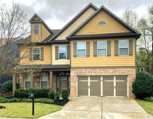 2067 Hatteras Way NW, Atlanta, GA 30318 (MLS #6700133) :: Kennesaw Life Real Estate