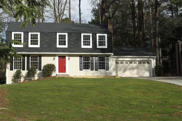 130 Hillside Lane, Roswell, GA 30076 (MLS #6700156) :: The Realty Queen & Team