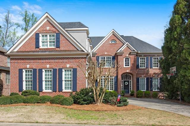 2082 Kilbirnie Court NW, Kennesaw, GA 30152 (MLS #6700160) :: RE/MAX Prestige