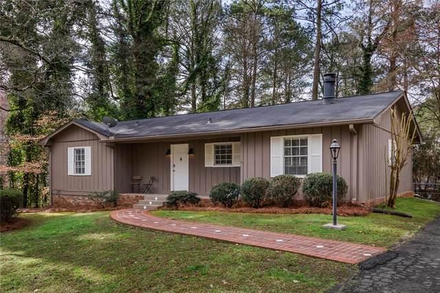 5090 Heather Road SE, Smyrna, GA 30082 (MLS #6700192) :: North Atlanta Home Team