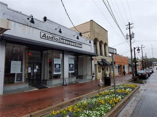 210 E Main Street, Canton, GA 30114 (MLS #6700200) :: Kennesaw Life Real Estate