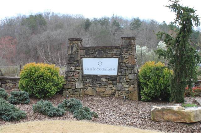 170 Old Toccoa Loop, Mineral Bluff, GA 30559 (MLS #6700215) :: The Heyl Group at Keller Williams