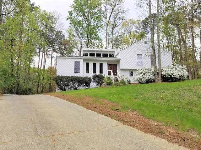 2739 Spencers Trace, Marietta, GA 30062 (MLS #6700224) :: Path & Post Real Estate