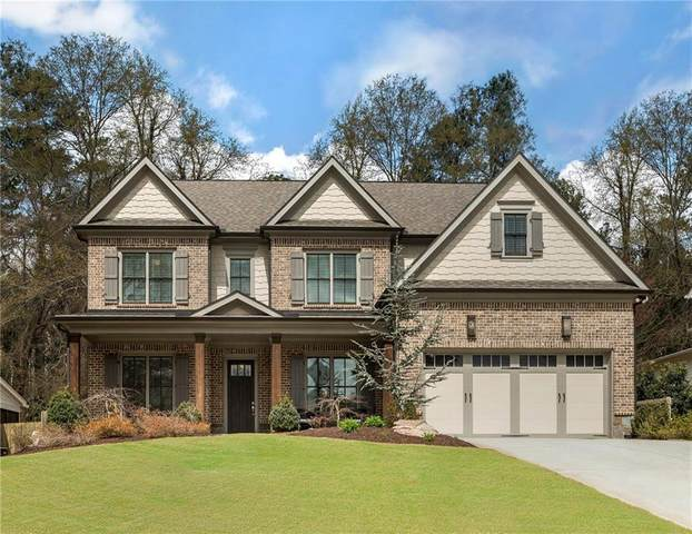 1850 Tobey Road, Brookhaven, GA 30341 (MLS #6700238) :: MyKB Partners, A Real Estate Knowledge Base