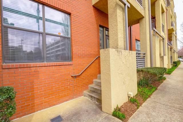 401 16th Street NW #1165, Atlanta, GA 30363 (MLS #6700268) :: Rich Spaulding