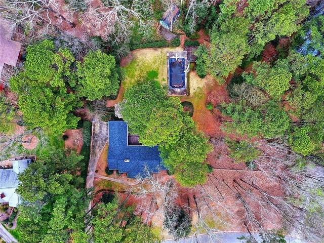 1571 King Arthur Court SE, Smyrna, GA 30080 (MLS #6700275) :: MyKB Partners, A Real Estate Knowledge Base