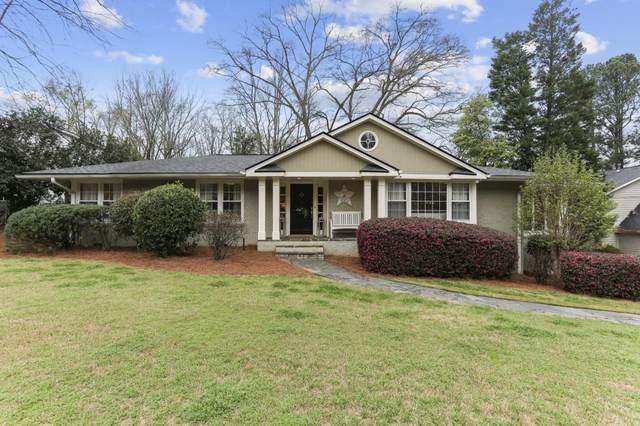 1047 Dean Drive NW, Atlanta, GA 30318 (MLS #6700323) :: MyKB Partners, A Real Estate Knowledge Base