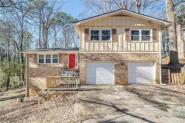 811 Corundum Court, Stone Mountain, GA 30083 (MLS #6700338) :: Rock River Realty