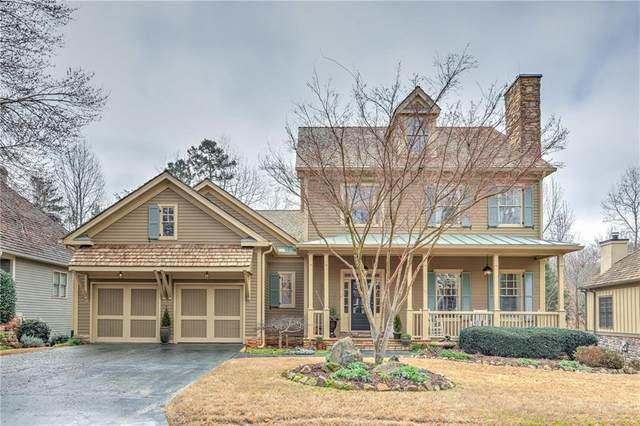 440 River Sound Lane, Dawsonville, GA 30534 (MLS #6700399) :: MyKB Partners, A Real Estate Knowledge Base