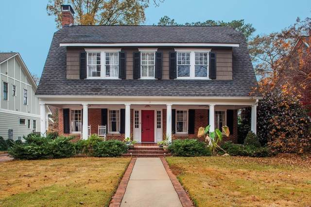 17 Berkeley Road, Avondale Estates, GA 30002 (MLS #6700419) :: Good Living Real Estate