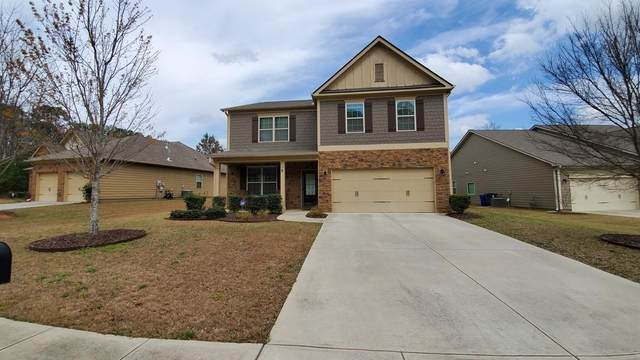 182 Inverness Avenue, Newnan, GA 30263 (MLS #6700431) :: The Hinsons - Mike Hinson & Harriet Hinson