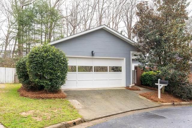 2994 Crosswycke Forest Drive NE, Brookhaven, GA 30319 (MLS #6700434) :: North Atlanta Home Team