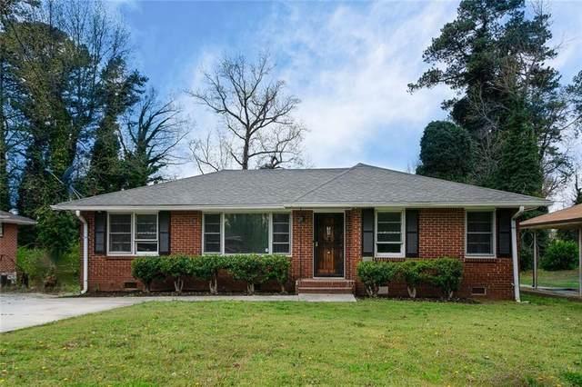 1400 Bolton Road NW, Atlanta, GA 30331 (MLS #6700488) :: North Atlanta Home Team