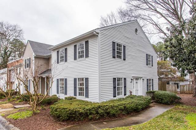 842 Heritage Square #842, Decatur, GA 30033 (MLS #6700512) :: MyKB Partners, A Real Estate Knowledge Base