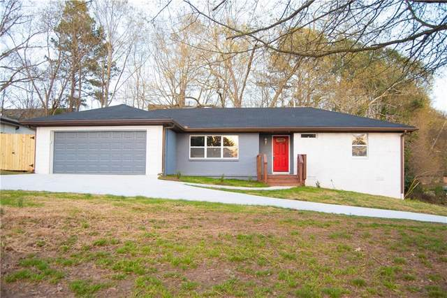 3332 Betty Circle, Decatur, GA 30032 (MLS #6700519) :: North Atlanta Home Team