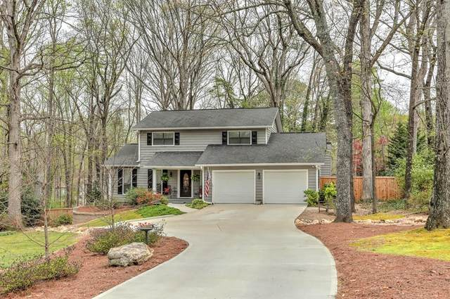 4410 Old Mabry Road NE, Roswell, GA 30075 (MLS #6700521) :: Rock River Realty