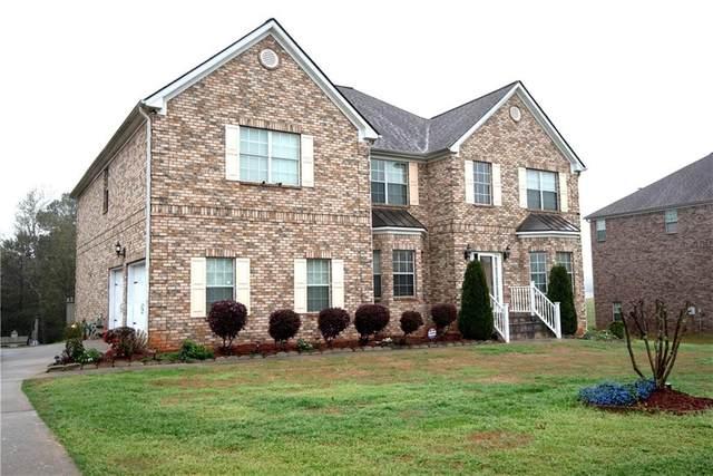 60 Tanglewood Drive, Covington, GA 30016 (MLS #6700542) :: MyKB Partners, A Real Estate Knowledge Base