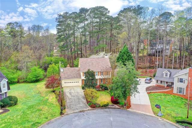 1640 Stoney Creek Way, Roswell, GA 30075 (MLS #6700583) :: Dillard and Company Realty Group