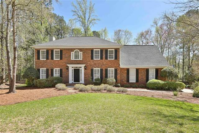134 Colonnade Drive, Peachtree City, GA 30269 (MLS #6700589) :: North Atlanta Home Team