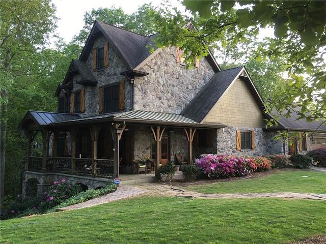 105 Summer Lake Place, Acworth, GA 30102 (MLS #6700618) :: Path & Post Real Estate