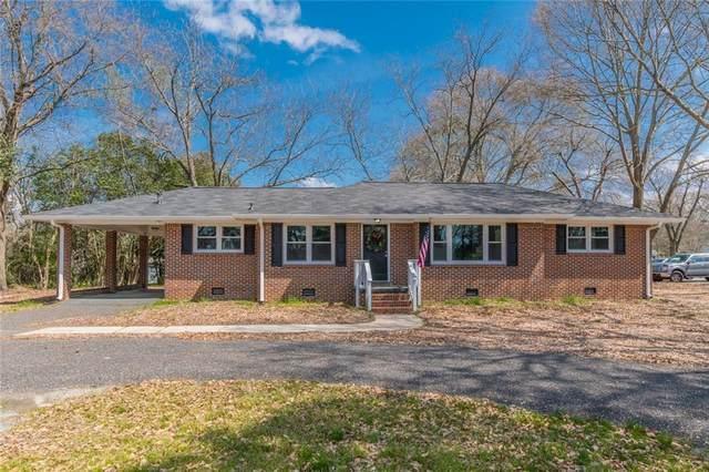 4212 Logan Drive, Loganville, GA 30052 (MLS #6700631) :: Kennesaw Life Real Estate