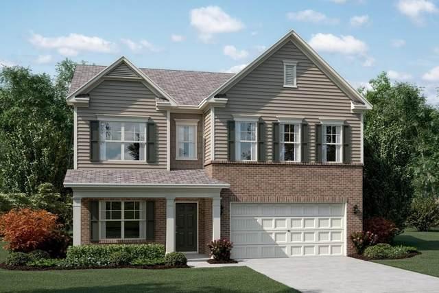 156 Round Pound Drive, Lilburn, GA 30047 (MLS #6700669) :: Path & Post Real Estate