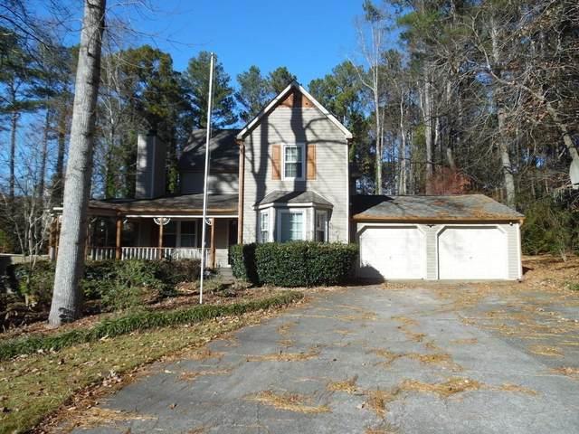 4842 W Mceachern Woods Drive, Powder Springs, GA 30127 (MLS #6700683) :: Kennesaw Life Real Estate