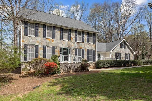 1853 Forest Springs Court, Dunwoody, GA 30338 (MLS #6700688) :: MyKB Partners, A Real Estate Knowledge Base
