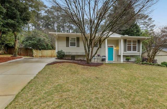 3773 Captain Drive, Chamblee, GA 30341 (MLS #6700698) :: Rock River Realty