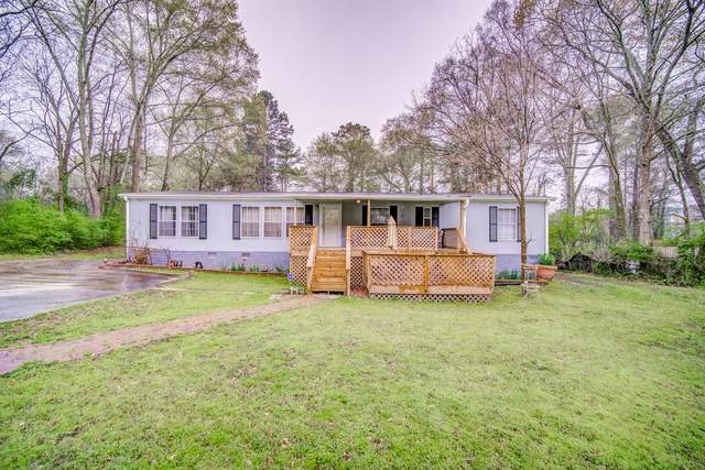 6703 Parkway Drive, Lithonia, GA 30058 (MLS #6700699) :: North Atlanta Home Team