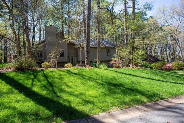 4523 Hickory Grove Drive NW, Acworth, GA 30102 (MLS #6700706) :: Kennesaw Life Real Estate