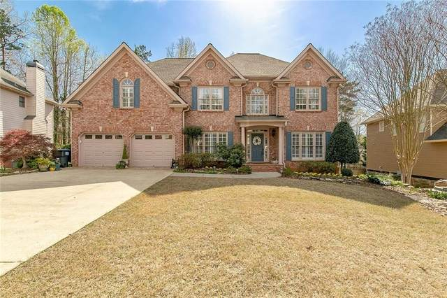 1369 Benbrooke Lane NW, Acworth, GA 30101 (MLS #6700710) :: Keller Williams Realty Cityside