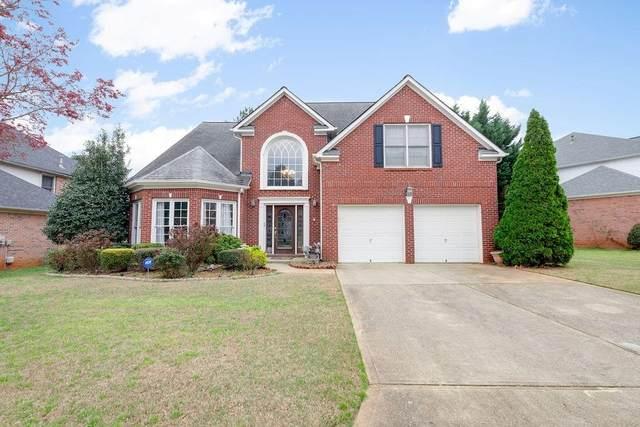 5949 Magnolia Ridge, Stone Mountain, GA 30087 (MLS #6700733) :: The Zac Team @ RE/MAX Metro Atlanta