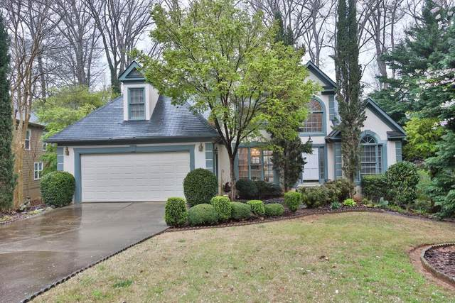 5280 N Hillbrooke Trace, Alpharetta, GA 30005 (MLS #6700787) :: North Atlanta Home Team